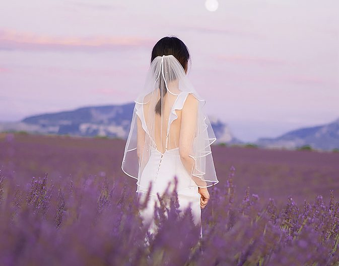 lavender and me